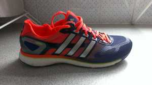 Full review of the Adidas Boost will be coming soon...